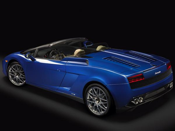 Los Angeles 2011 : Lamborghini Gallardo LP550-2 Spyder