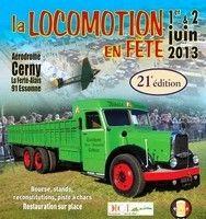 La 21ème Locomotion en Fête, c'est ce week-end.