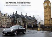 Porsche attaque Londres, c'est officiel