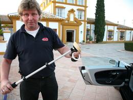 L'histoire extraordinaire et fascinante du système de nettoyage de la vitre arrière de la Bugatti Veyron Super Sport