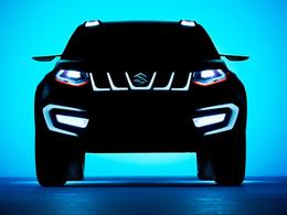 Mondial de Paris 2014 - Suzuki y dévoilera l'iV4