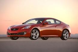 Hyundai Genesis Coupé : 28 photos HD pour l'apprécier