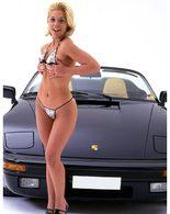 Porscha, elle a été conçue   dans ce Speedster en 1979