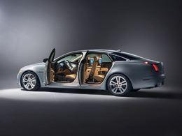 Jaguar: des ventes triplées d'ici 2018?