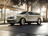 Los Angeles 2011 : Lincoln MKT restylé