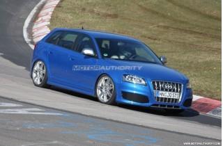 Surprise : la nouvelle Audi RS3 à Francfort ?