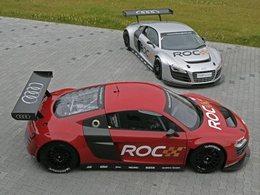 Race of Champions 2010: l'Audi R8 LMS en sera