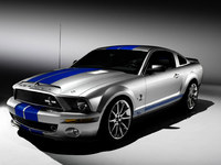 Future Ford Mustang: sur 4 pattes