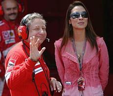Ferrari : Jean Todt s'efface