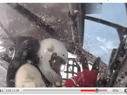 [vidéo] Partir en sucette à 426 km/h, ça fait quoi ?