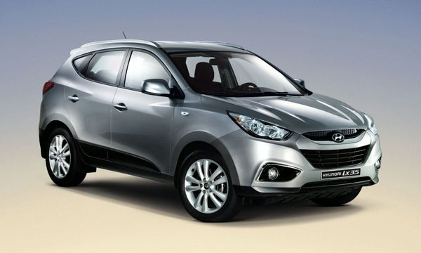 Officiel : voici le Hyundai ix35