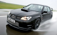 Subaru Impreza RB320: l'hommage à Richard