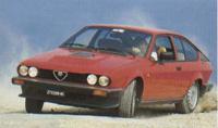 Alfa Romeo: le retour à l'arrière