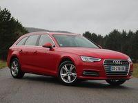 Essai - Audi A4 Avant 2.0 TDi 150 : sur des rails