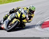 Moto GP - Test Sepang: Crutchlow et Tech3 ont fait connaissance