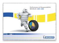 Michelin a décroché le prix du meilleur Rapport Développement Durable 2007
