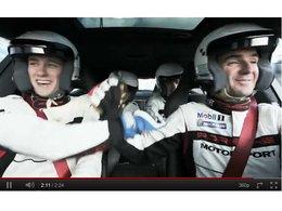[vidéo] 2'24 de Porsche Panamera GTS avec Romain Dumas et ses amis