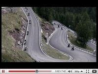 Italian Legendary Tour 2009 : Retour en vidéo sur ces quelques jours de balade
