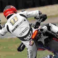 Ducati: Xaus et l'Hypermotard en vidéo