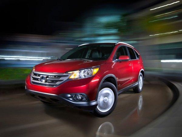 Los Angeles 2011 : voici le nouveau  Honda CR-V