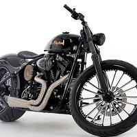 Harley-Davidson - Roland Sands Design: En l'honneur de Johnny, mais pas celui que l'on croit