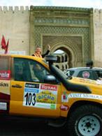"Rallye Aïcha des Gazelles: ""En direct des vérifications techniques"""