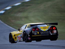 Larbre Compétition avec Corvette en ILMC dès 2011!