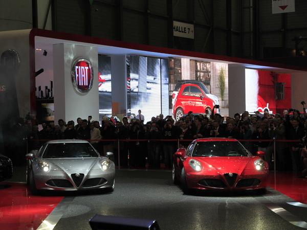 Ecoutez donc le râle d'une Alfa Romeo 4C