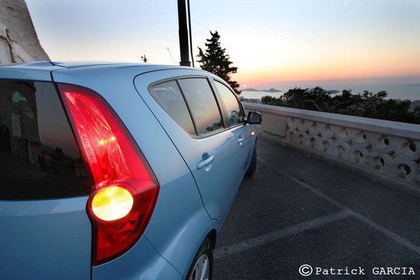 Galerie Photo : l'Opel Agila pour la ville en famille 2/2