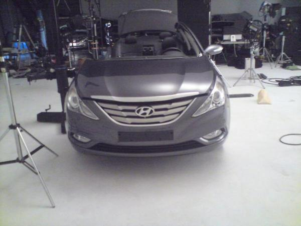 Future Hyundai Sonata : c'est elle
