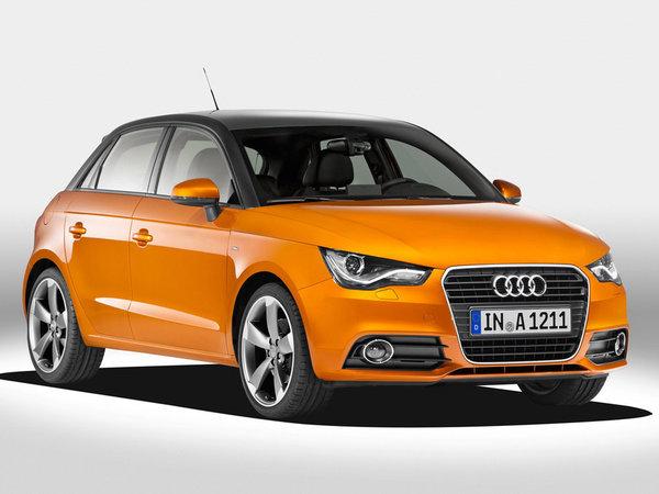 Voici l'Audi A1 Sportback