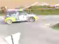 [Hommage-Semaine Ragnotti], jour 2: Jeannot et sa Clio RS.