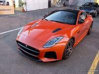 Photos du jour : Jaguar F-Type SVR (Exclusive Drive)