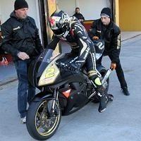 Moto 2: Talmacsi et Speedup travaillent toujours avec une CBR