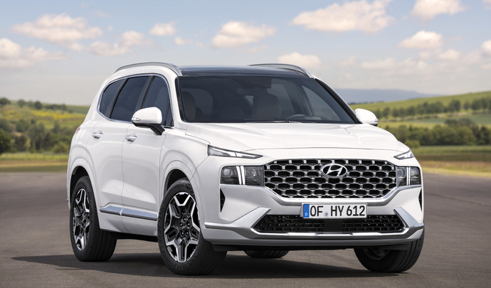 Présentation vidéo - Hyundai Santa Fé (2020) : mise à jour conséquente.