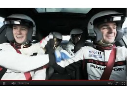 """Vidéo Porsche Panamera GTS: """"vos valeurs svp"""""""