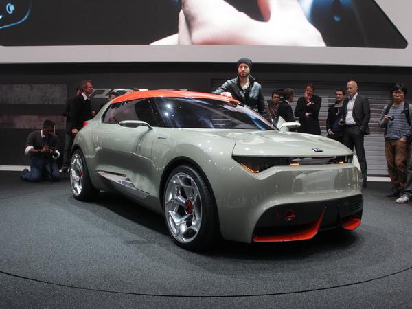 Kia Provo : finalement produit ?