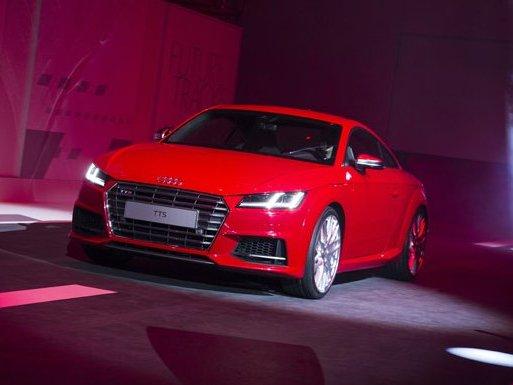 Nouvelle Audi TT: à partir de 39900 €