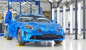Renault: les usines de Dieppe et Flins menacées de fermeture (màj)