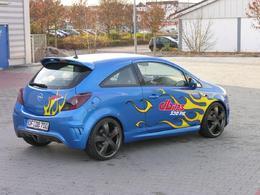 Opel Corsa OPC Dbilas Dynamic, 320 chevaux à passer au sol