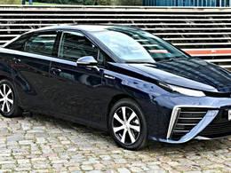 Consécration mondiale pour la Toyota Mirai