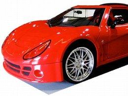 Supercar électrique : la Li-ion Motors INIZIO sortira en 2011 aux Etats-Unis