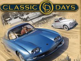 Caradisiac partenaire des Classic Days, le rendez-vous des passionnés de rétro (4-5 mai)