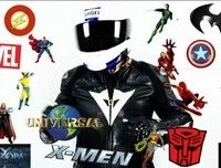 Vidéo moto : Mehdiator, les Super-héros