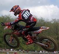 Jordi Tixier va débuter le championnat du monde MX 2