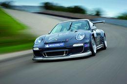 Nouvelle Porsche 911 GT3 Cup : toujours mieux