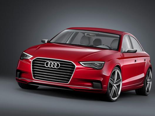 Audi A3 berline : les premières informations