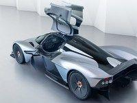 Aston Martin Valkyrie : ça se précise