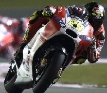 MotoGP - Tests Qatar J.1: les Ducati surgissent de la nuit !