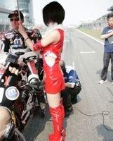 Les demoiselles du Paddock : Gp de Chine